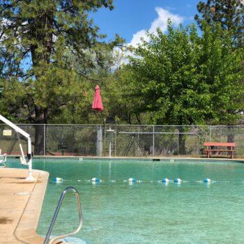 pine summit pool